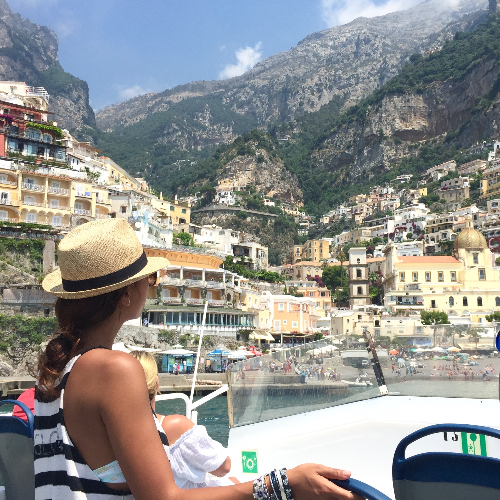 amalfi coast italy - positano
