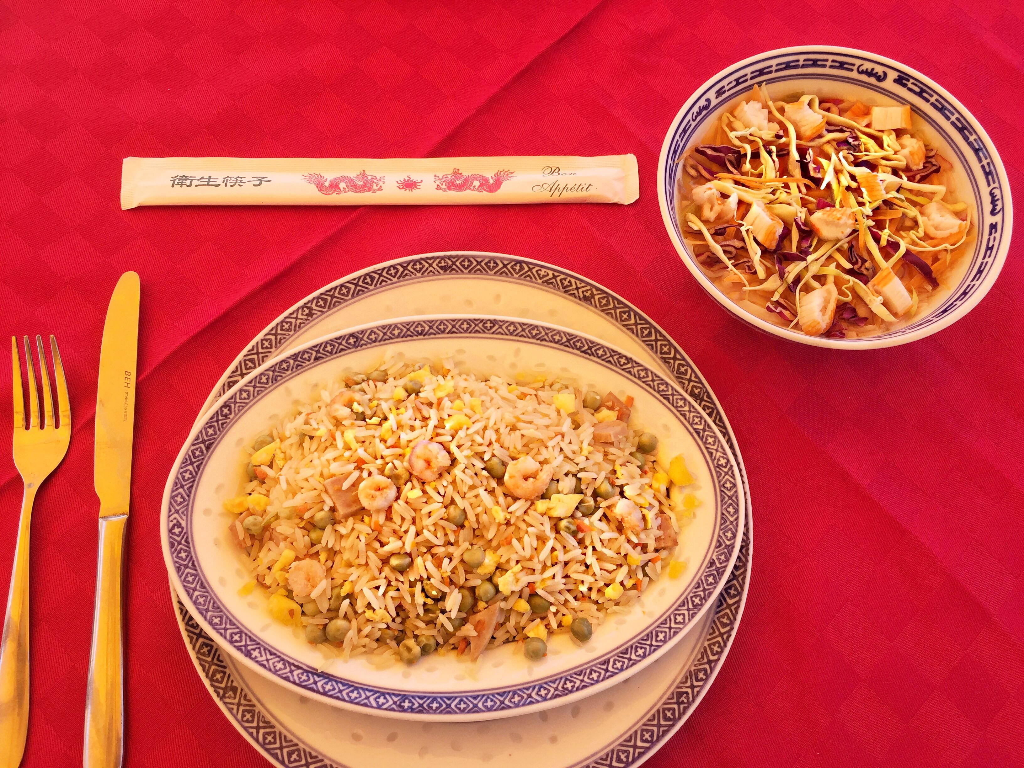 restaurant asiatique à Djerba - Pekin tokyo express