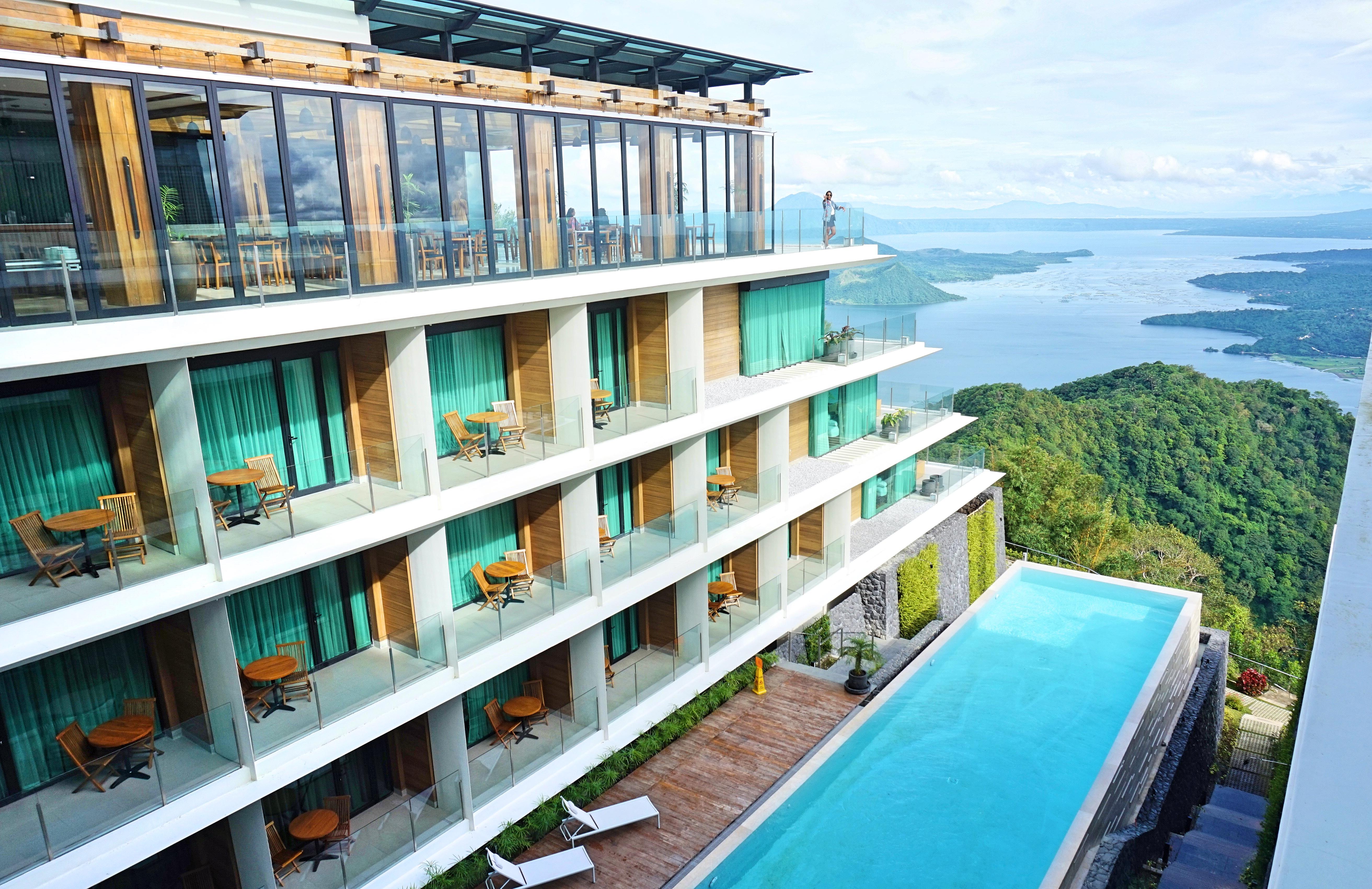 hôtel escala tagaytay