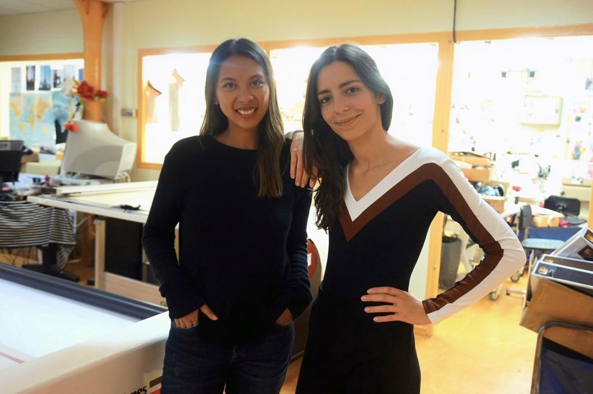 Flair body - Lindsay Iraola & Clémence Wurtz
