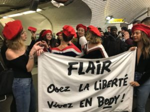 Flair bodysuit - Lindsay blogueuse