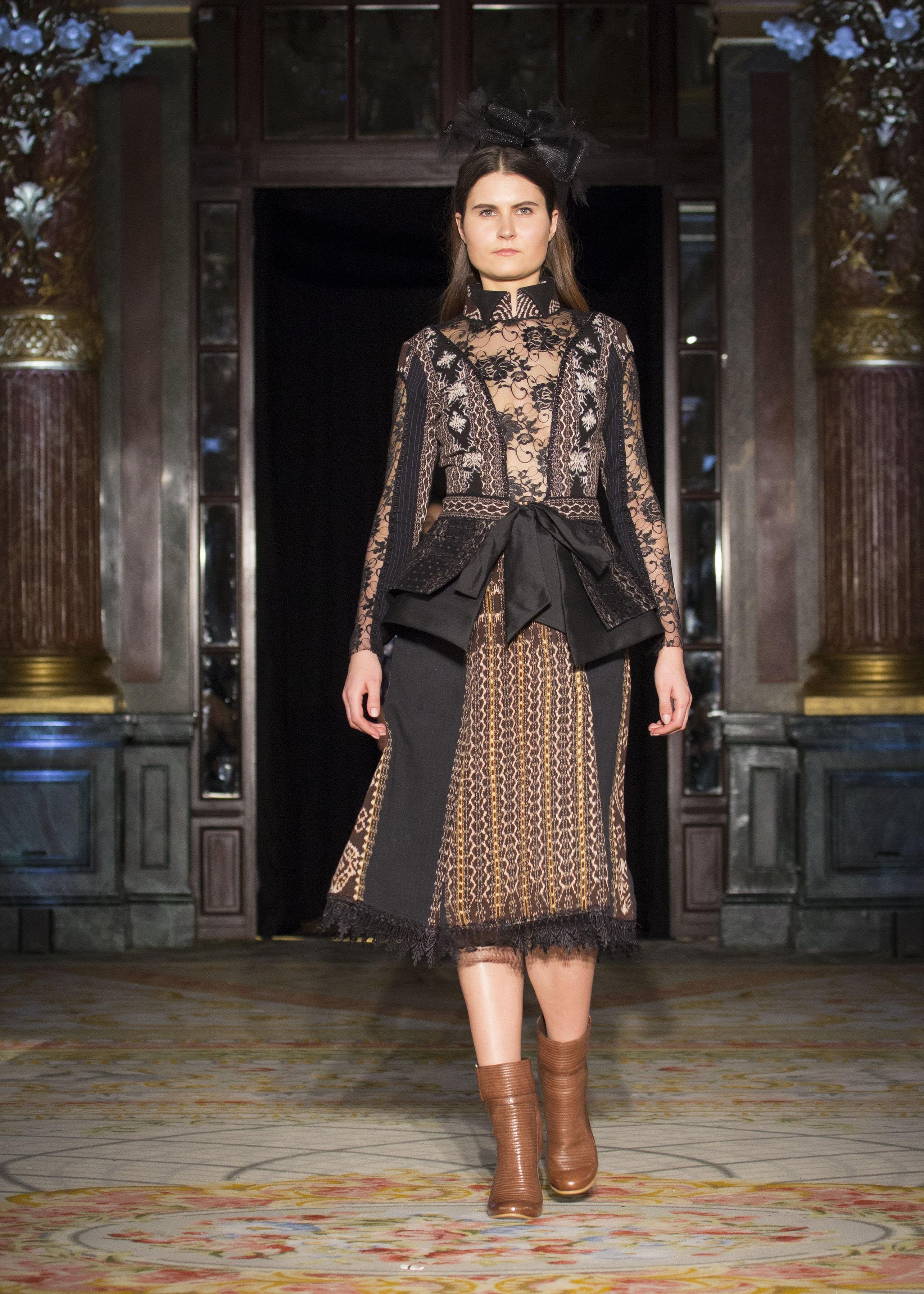 oxford fashion studio - paris fashion week 2018 - levico