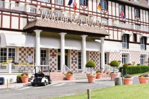 hôtel du golf - barrière Deauville