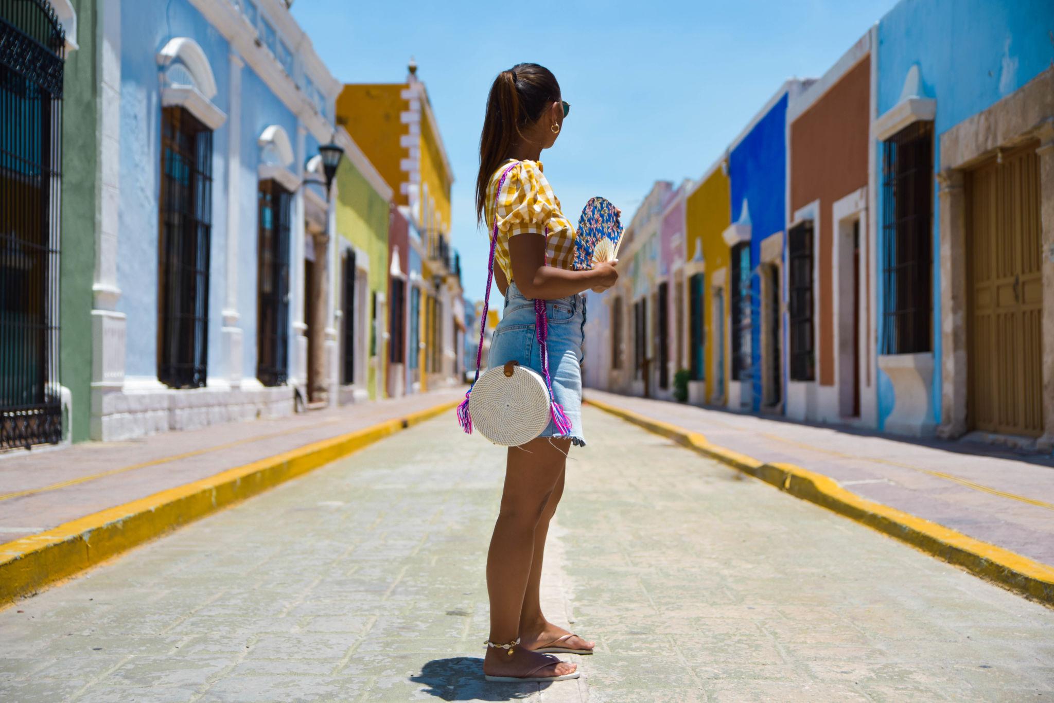 road trip in Yucatan, Mexico
