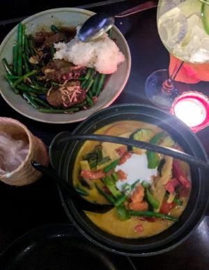 yaai thai - thai food à Paris