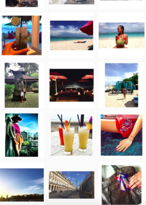recommencer Instagram - compte hernameislindz