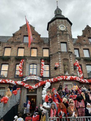 vlog Dusseldorf carnival