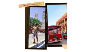 road trip au mexique - campeche