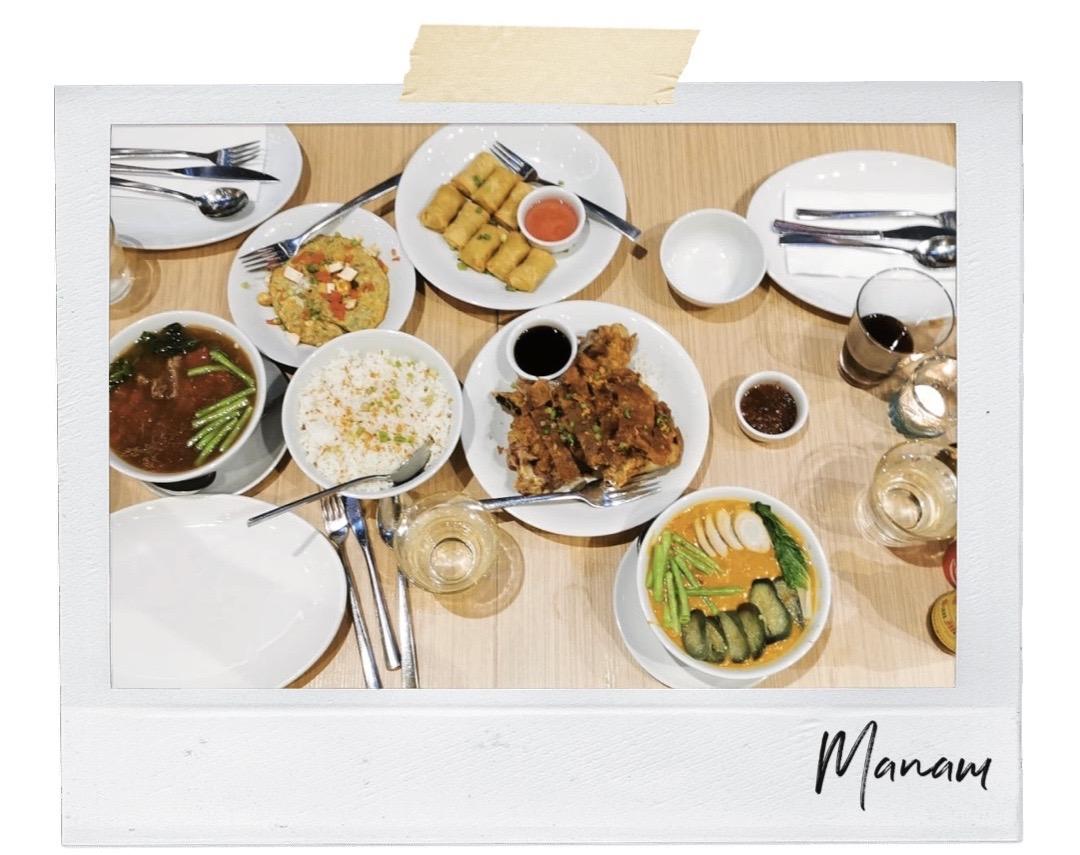 quoi faire à Manille - restaurant Manam