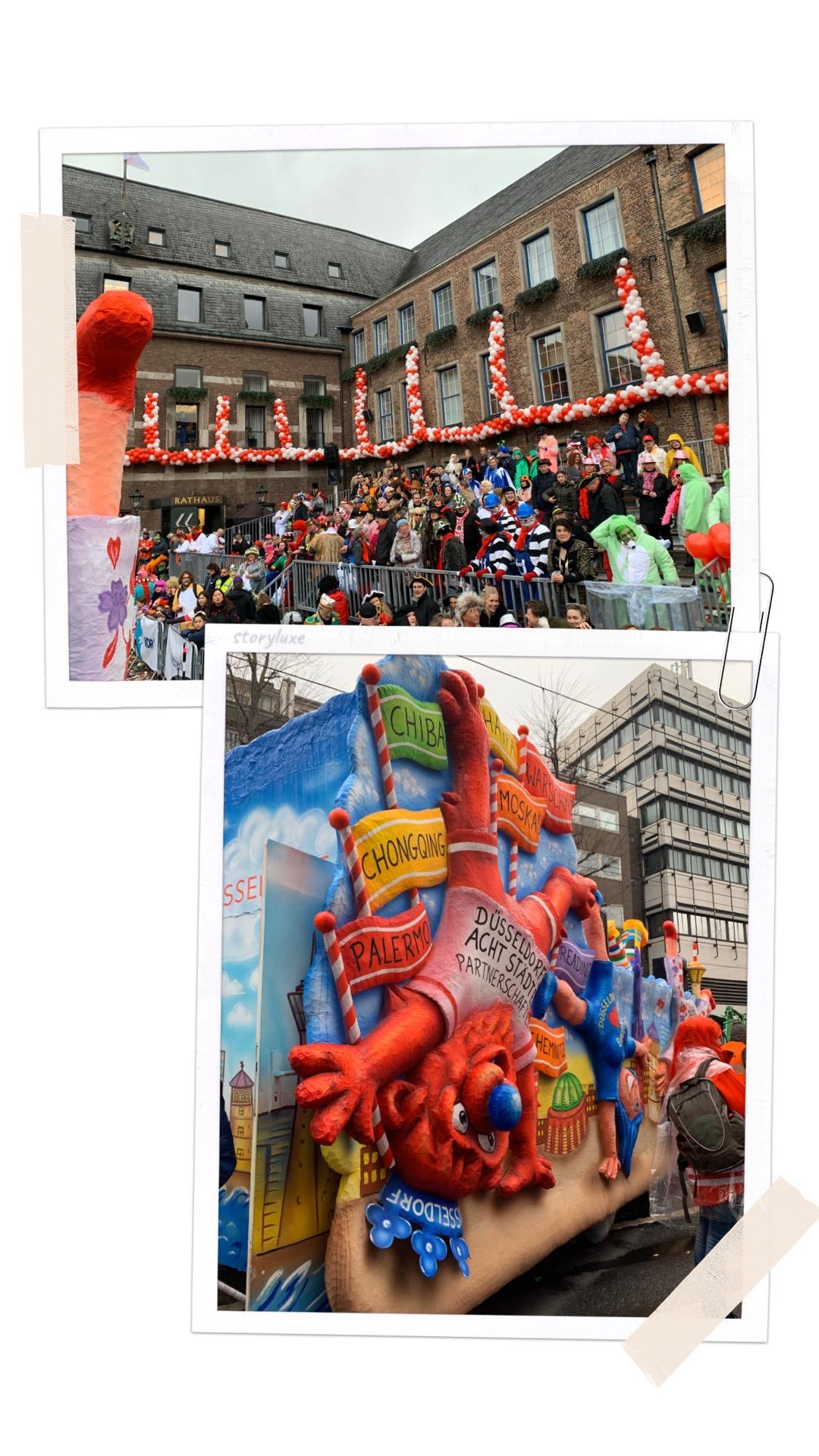 düsseldorf carnival