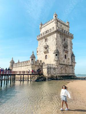 torre belem lisbonne