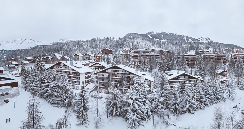crans montana ski