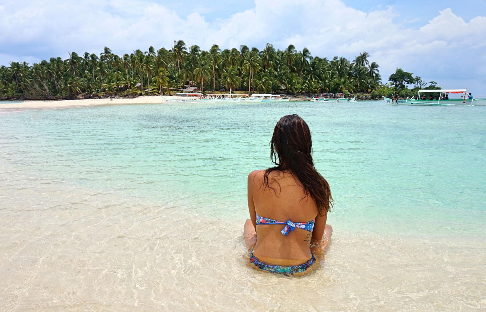 Sandbar Siargao Philippines